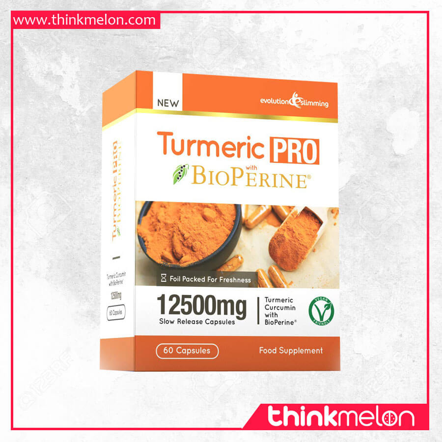 Evolution Slimming Turmeric Pro with Piperine