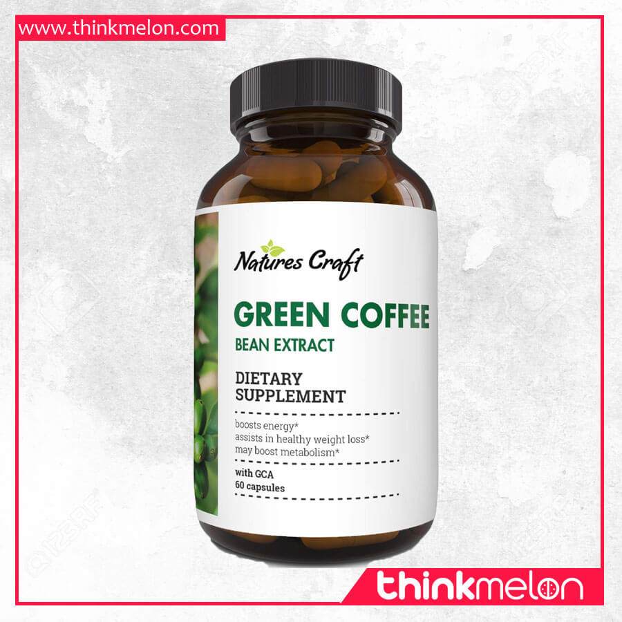 Nature's Craft Green Coffee