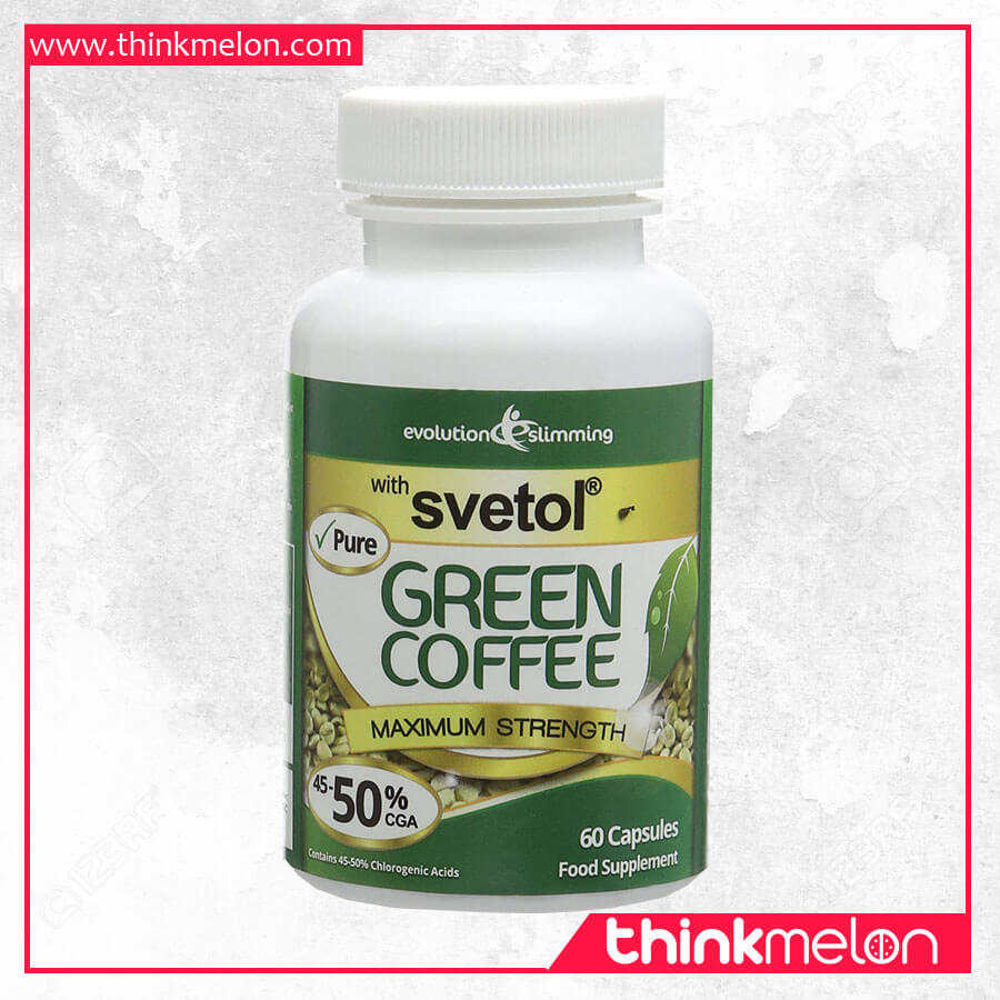 Evolution Slimming Svetol Green Coffee Bean Extract