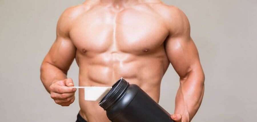 Who should use muscle building supplements