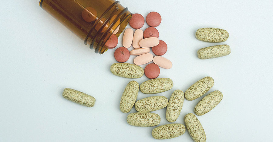 cholesterol-lowering supplements
