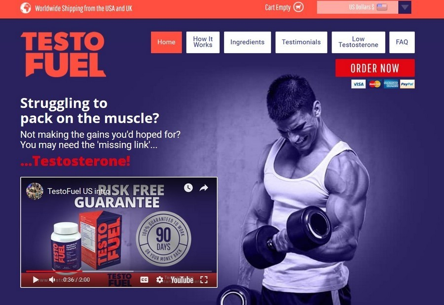 testofuel website
