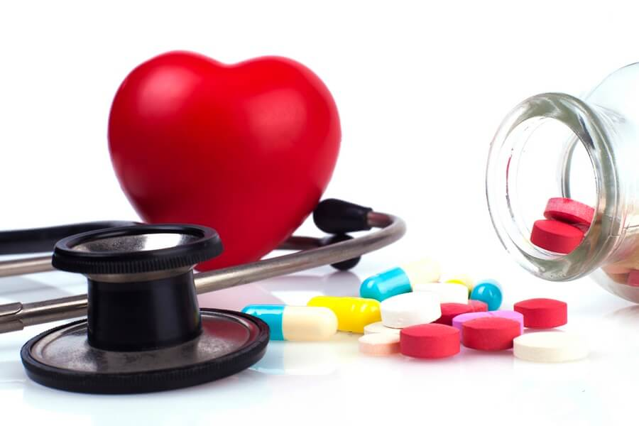 what is a high blood pressure supplement