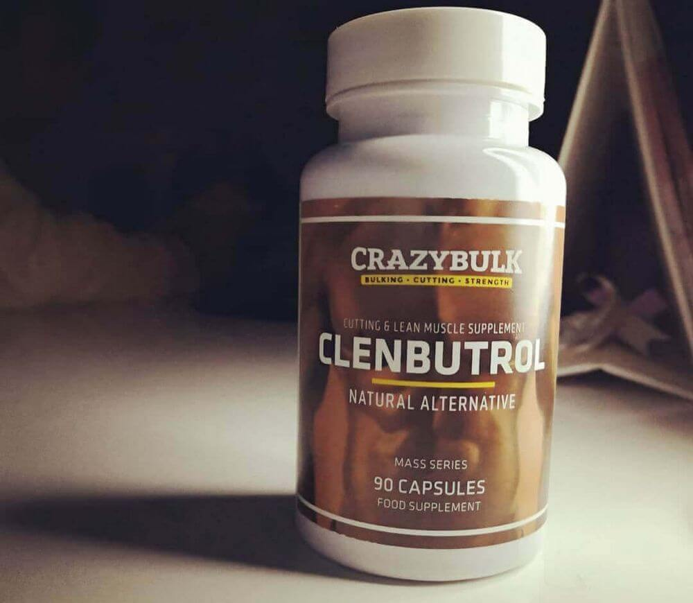 clenbutrol fat burner