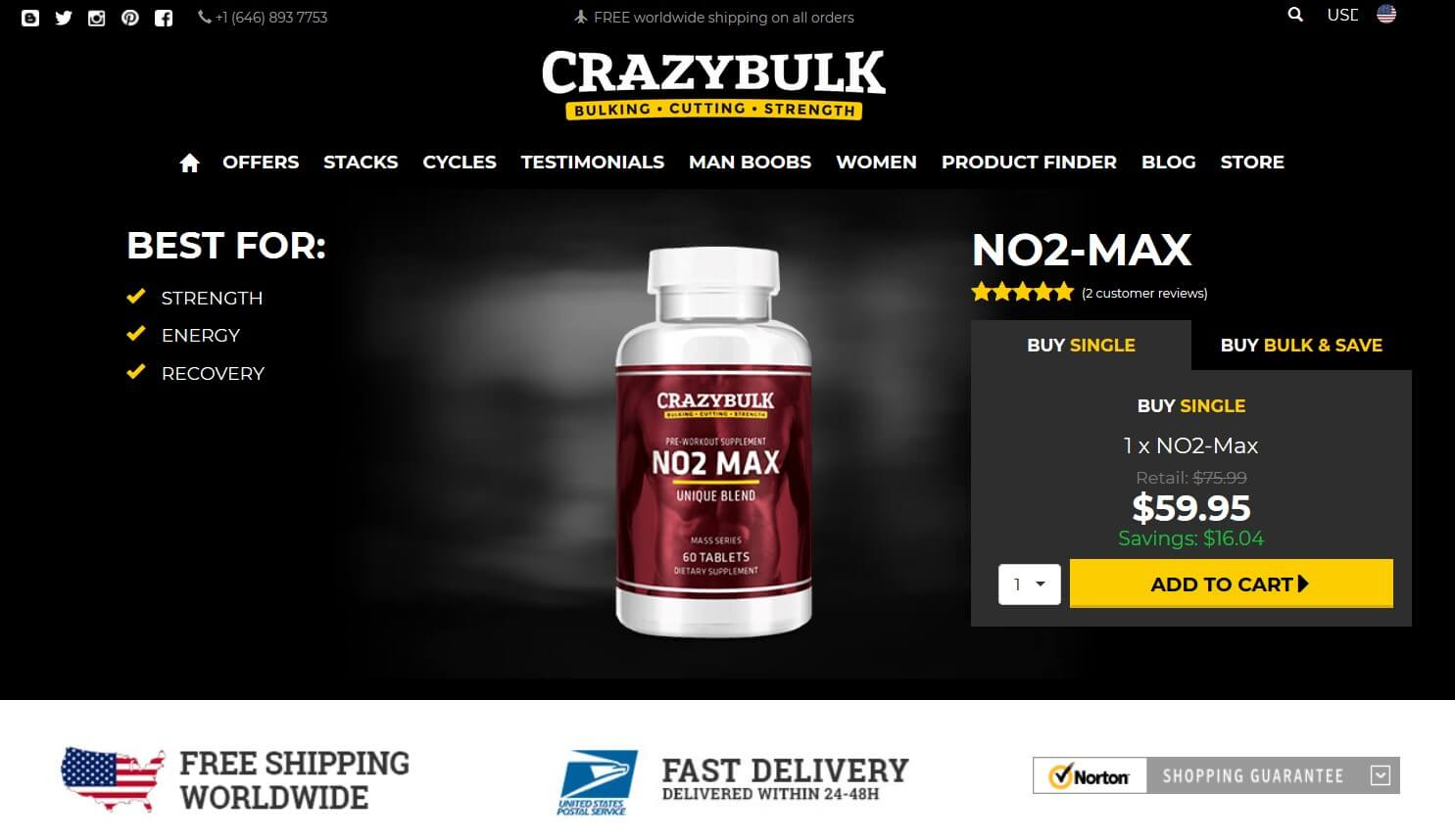 no2-max website