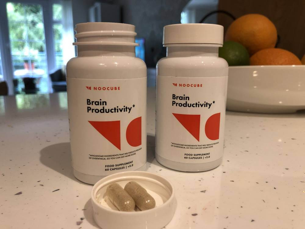 noocube brain enhancement supplement