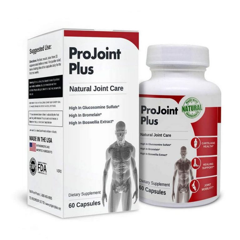 projoint plus joints health supplement