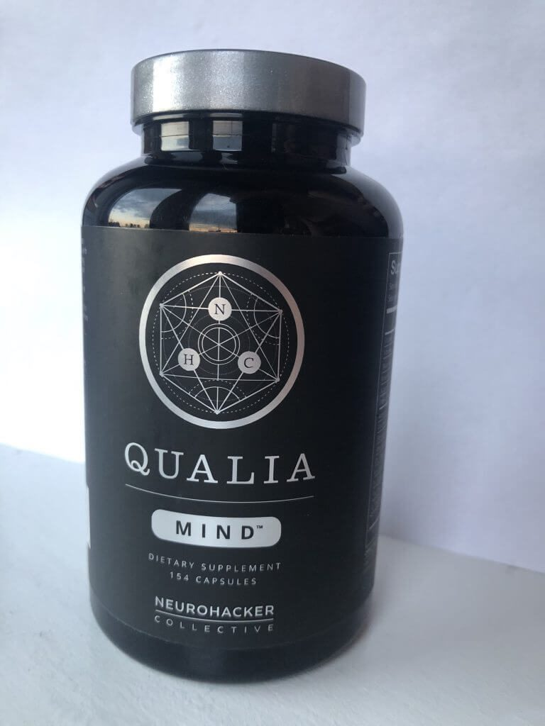 Qualia Step One And Two Effects Of Each