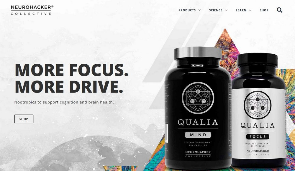 Qualia Supplement Nih