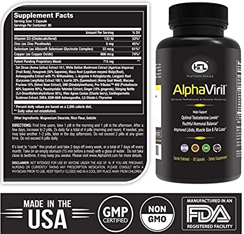 alphaviril label
