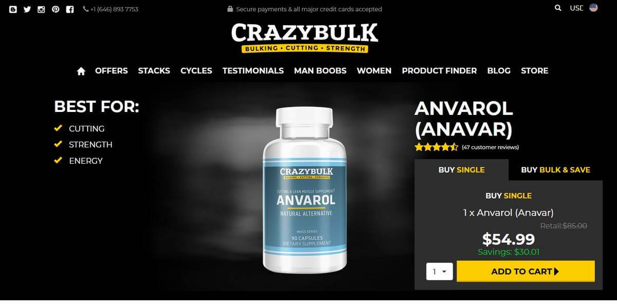 anvarol website
