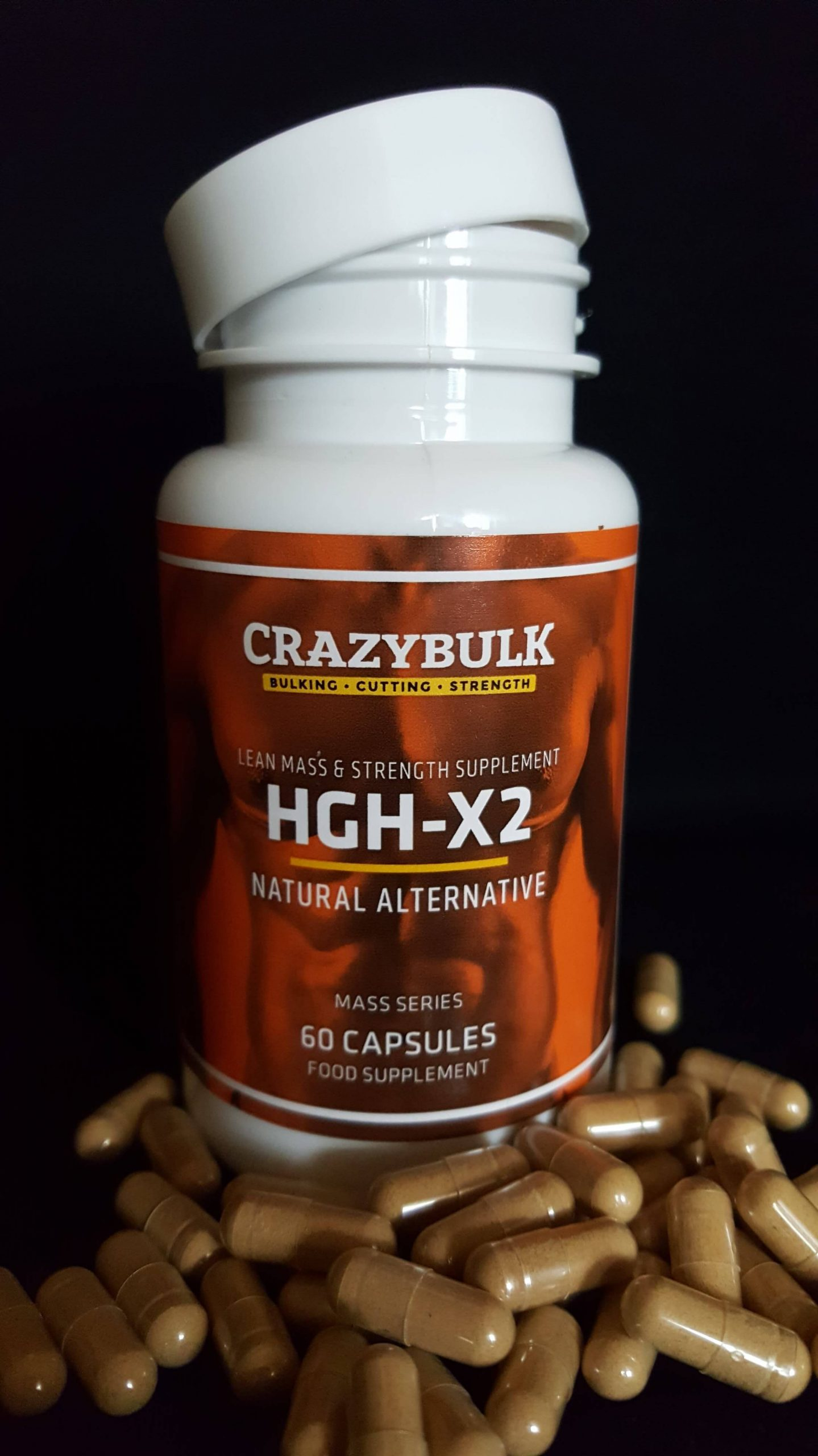 hgh-x2 crazy bulk supplement