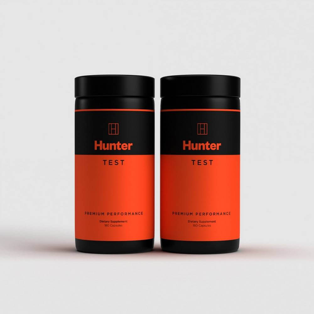hunter test testosterone booster