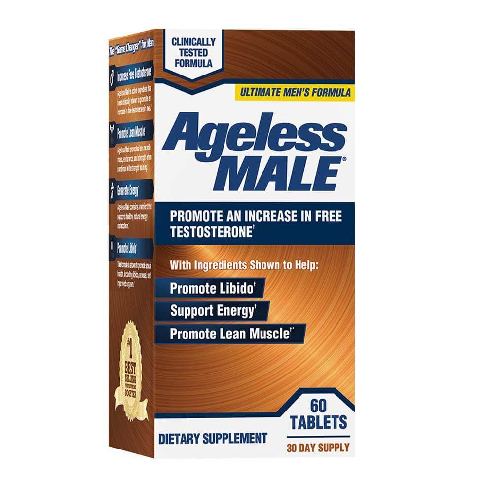 ageless male box