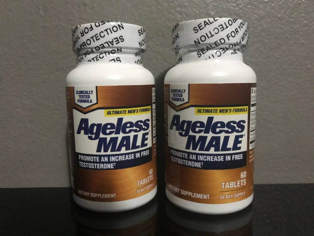 ageless male pills