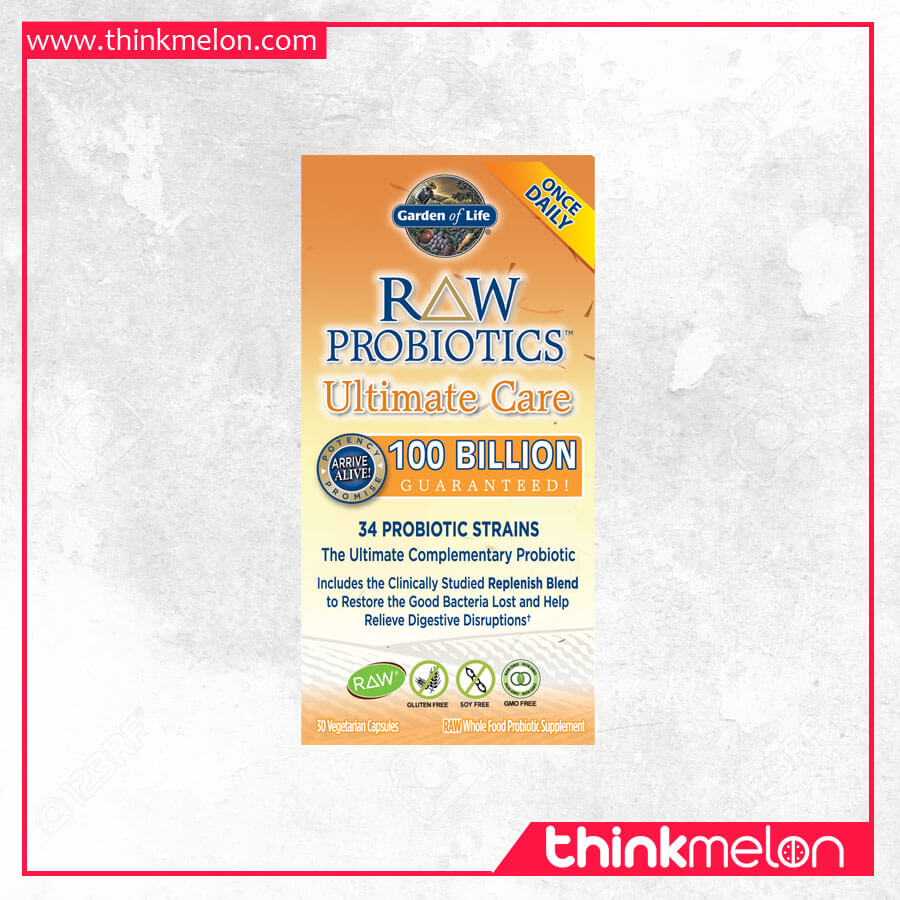 Garden of Life Raw Probiotics