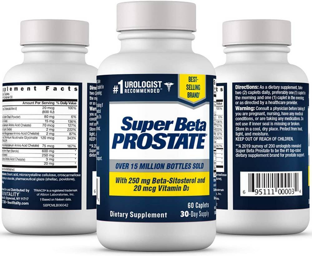super beta prostate pills